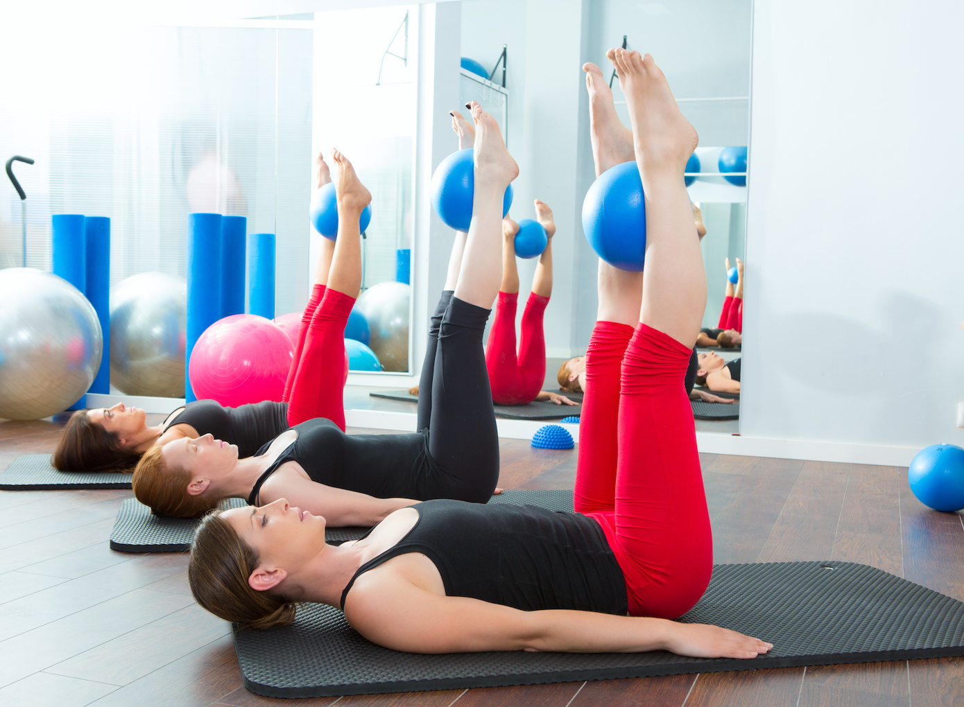 pilates booking information